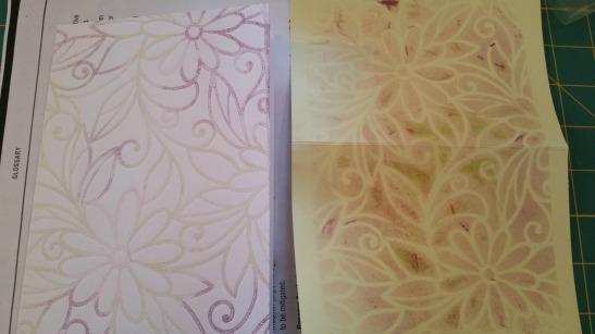 stencil result