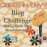 Cards in Envy Badge