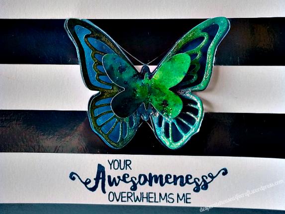 strip butterfly cu