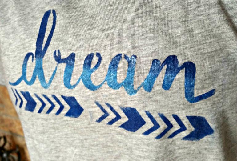 Ines dream tshirt.png