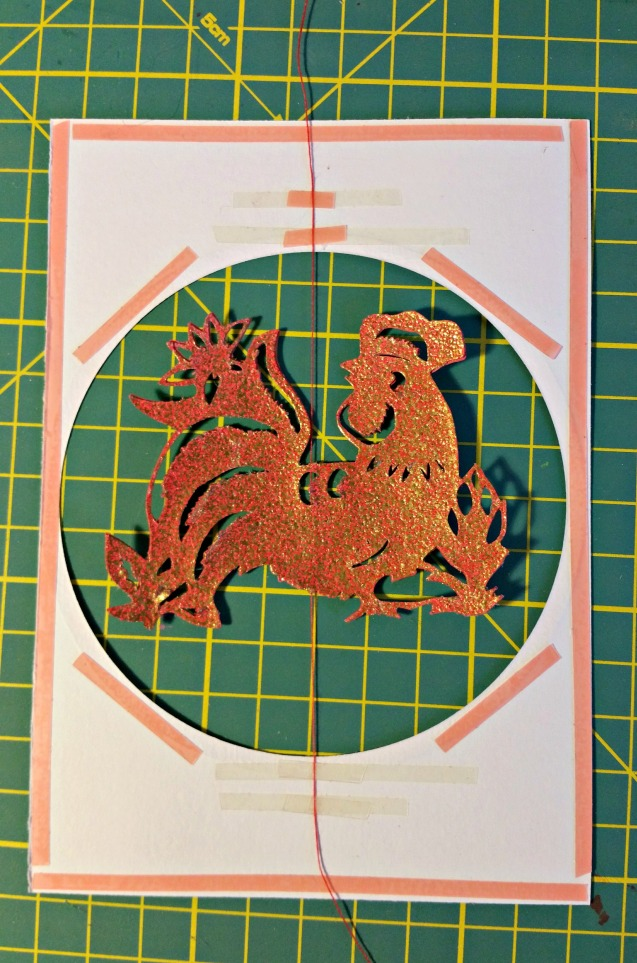 rooster-to-glue-panel