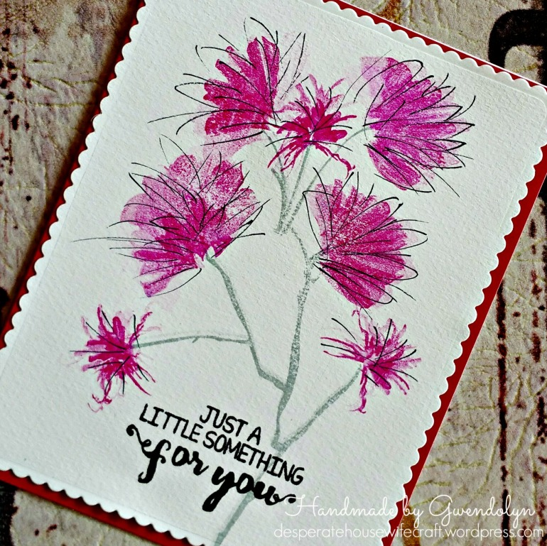 Tombow stamping cu