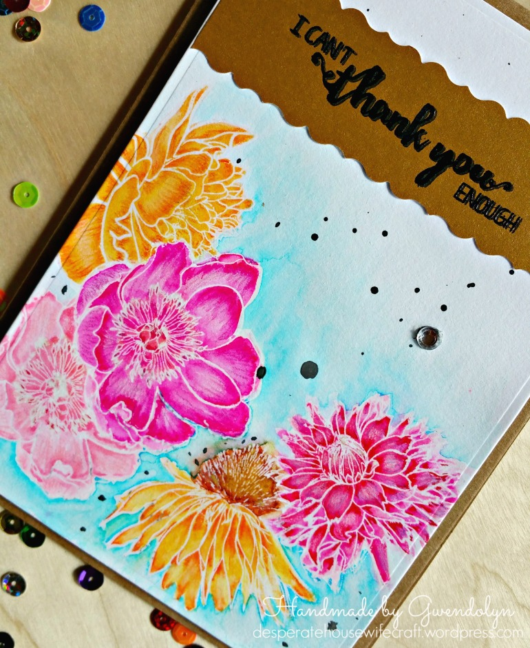 zigs watercolour flowers cu