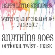 HLS watercolour