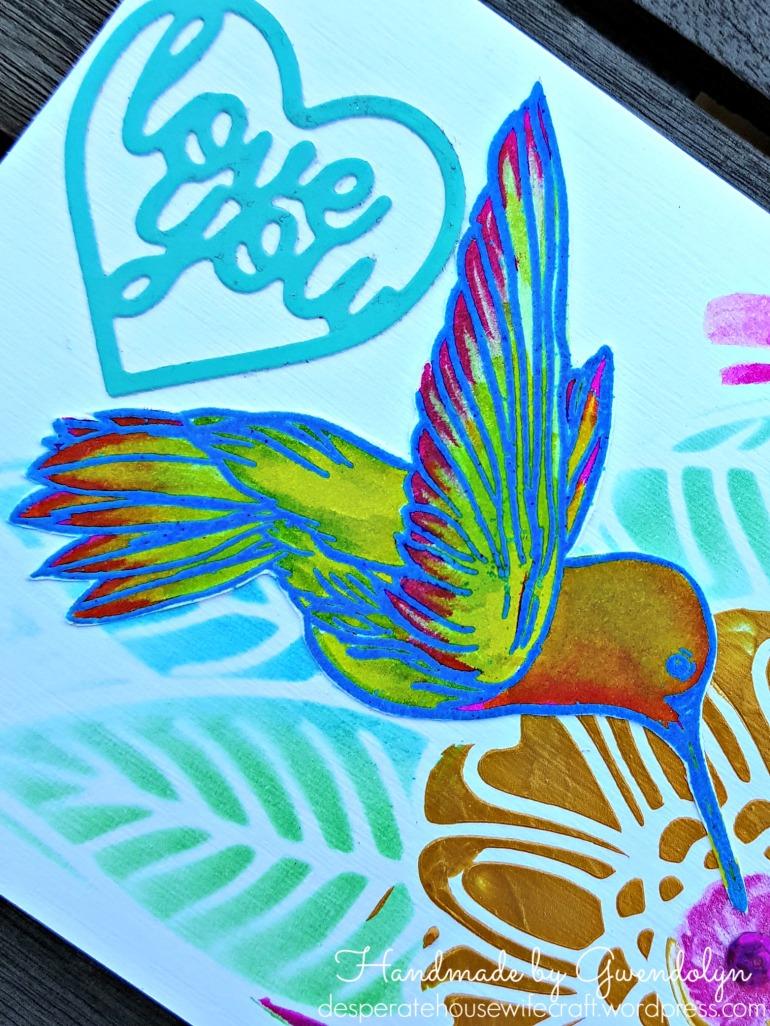 hummingbird cu
