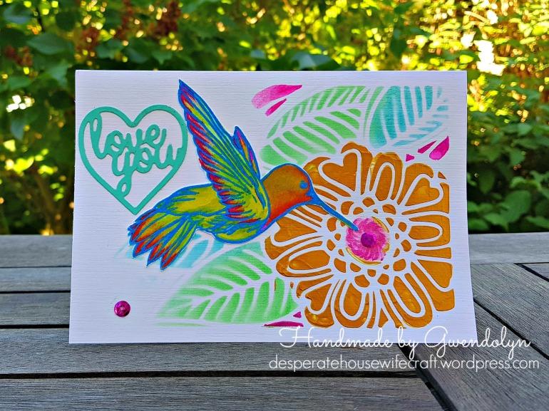 hummingbird main