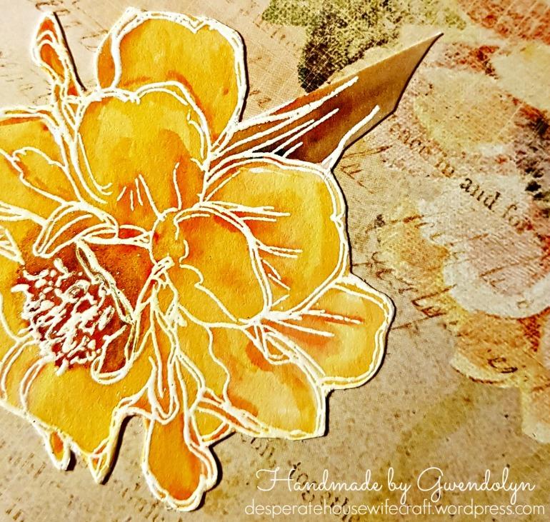 stamplorations marigold cu