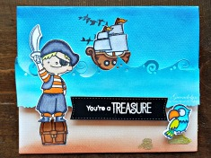 You're a treasure 3