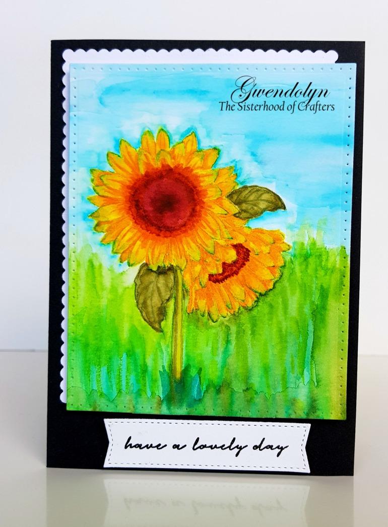 The Ton Sunflower sof blog