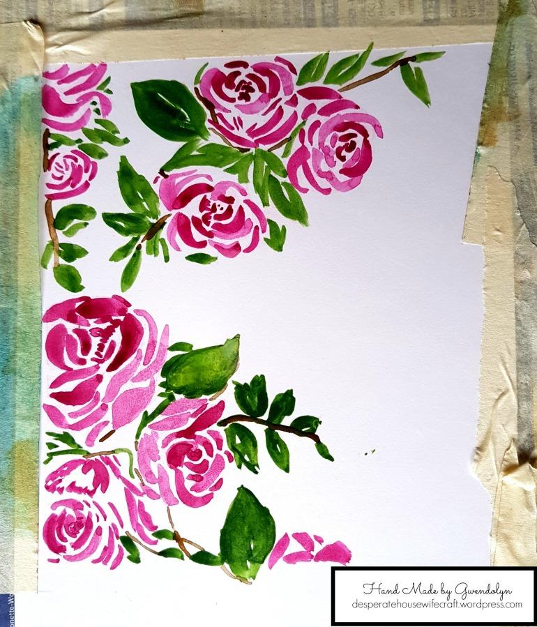 Terrace rose nu