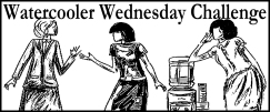 watercooler wed