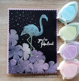versamagic hero arts flamingo