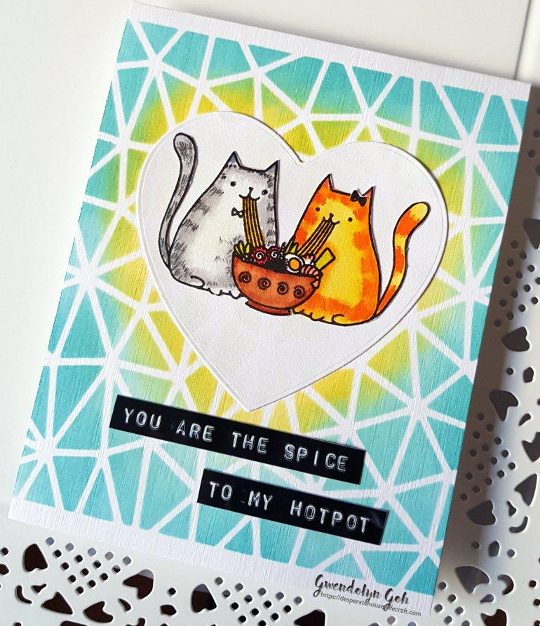 nom nom kitty couple