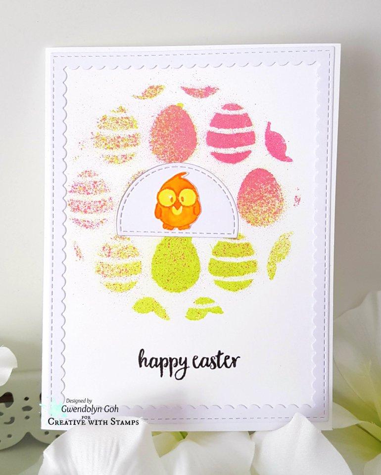 CAS Easter main