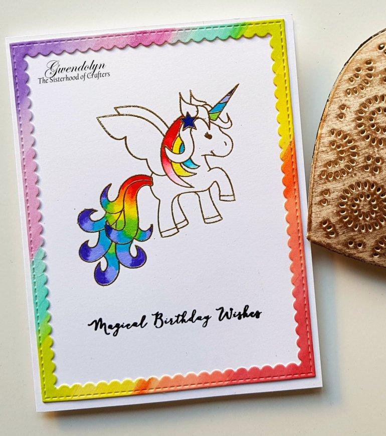 Craftin desert diva unicorn main