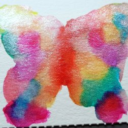 multicolor butterfly2