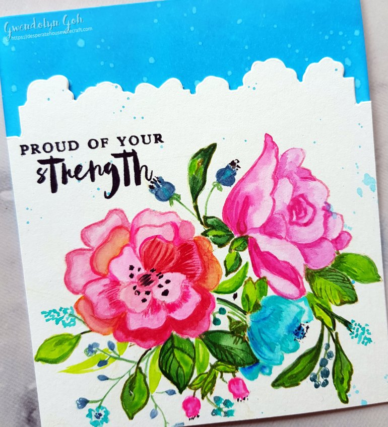 watercolouring and ink blending cu