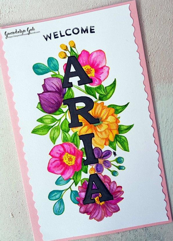 baby card cu