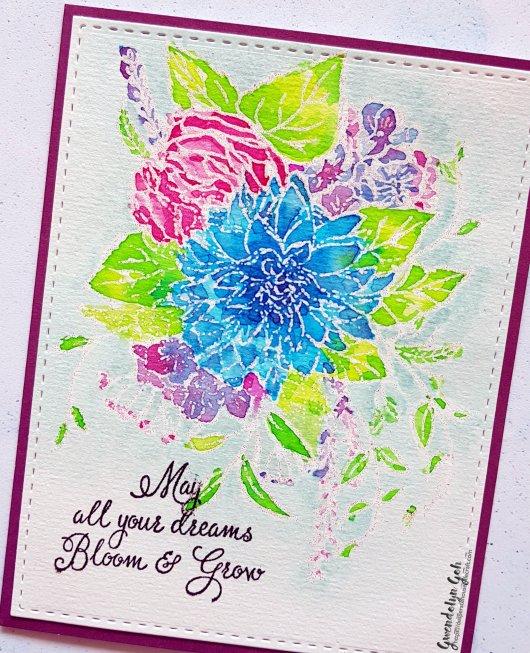 Blooming Bouquet cu