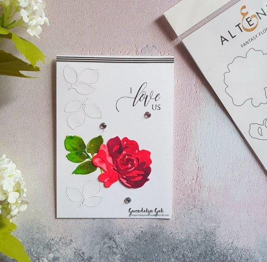 rose card products