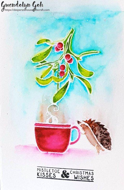 Create a smile coffee cu