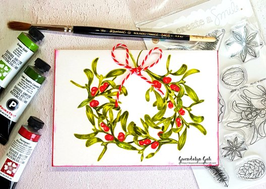create a smile wreath products