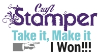 CRAFT STAMPER_TIMI_I WON
