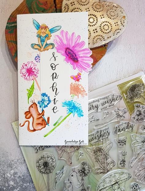 hero arts fairy card products