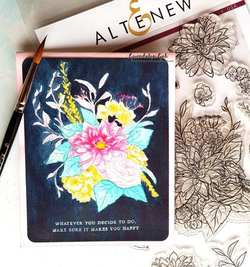 Altenew beautiful day product