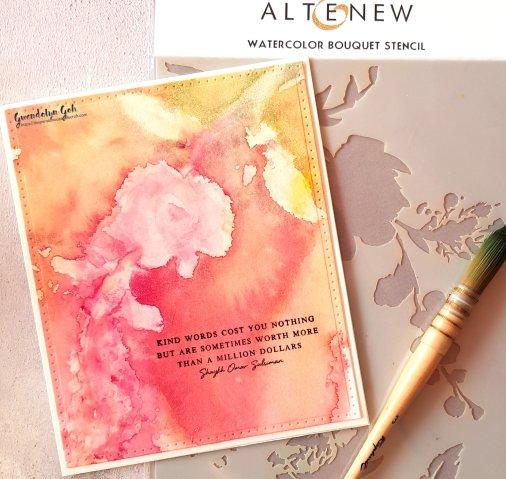 Altenew watercolor bouquet stencil.jpg