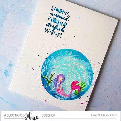 Mermaid kisses cu