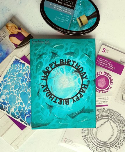 Droplets stencil products