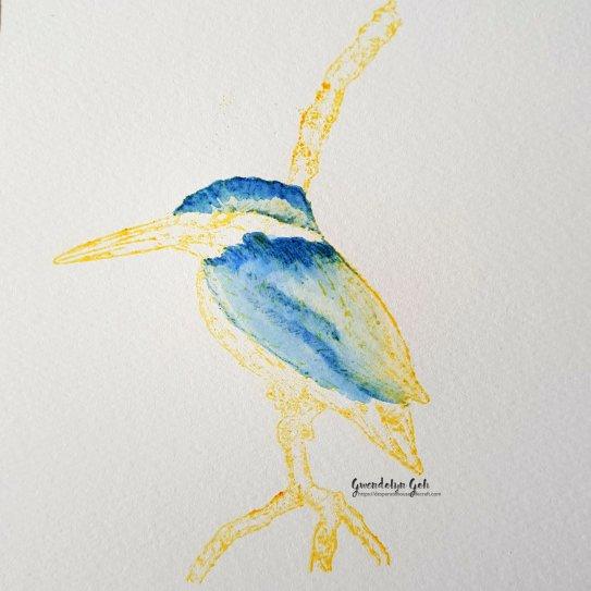 Loose kingfisher2