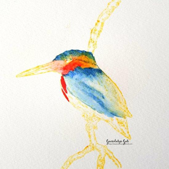Loose kingfisher3