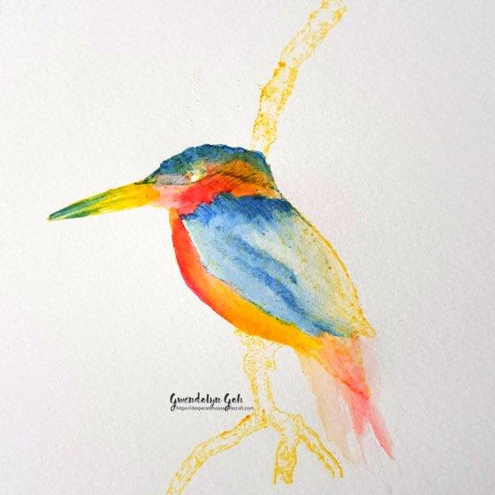 Loose kingfisher4