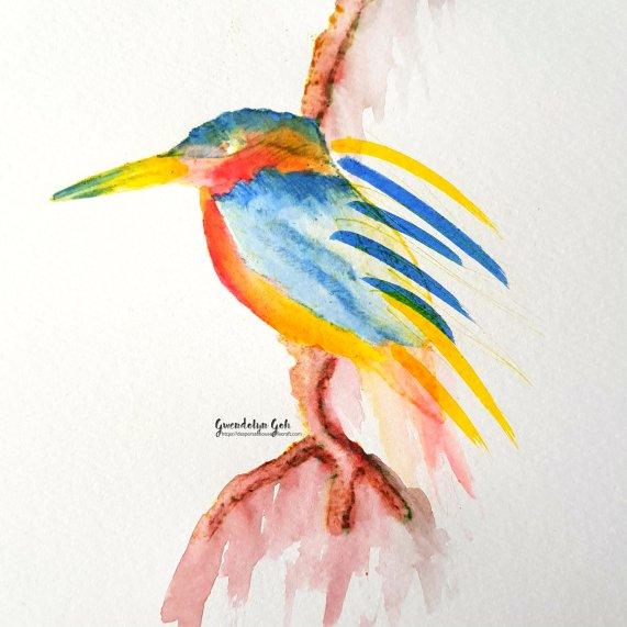 Loose kingfisher6