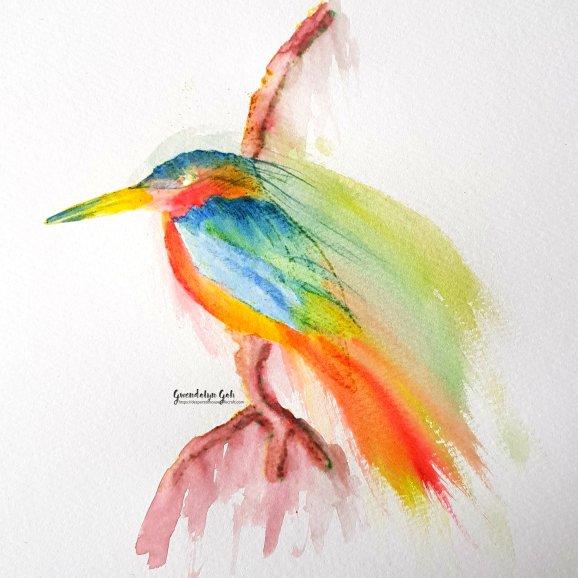 Loose kingfisher7