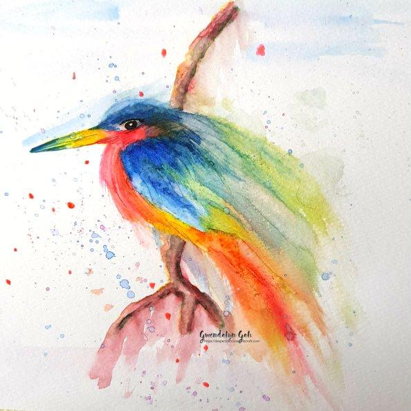 Loose kingfisher9