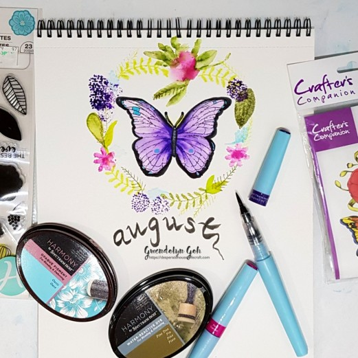 August calendar products