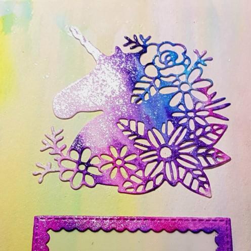 sparkly unicorn cu