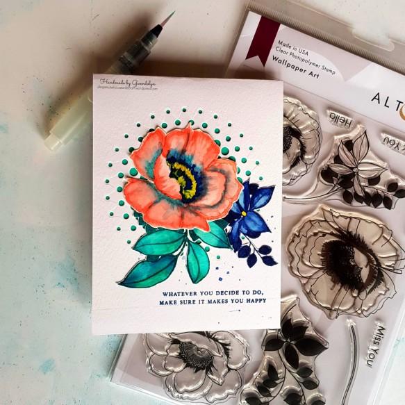 Altenew stamp