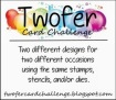 twofer 2019 participant badge